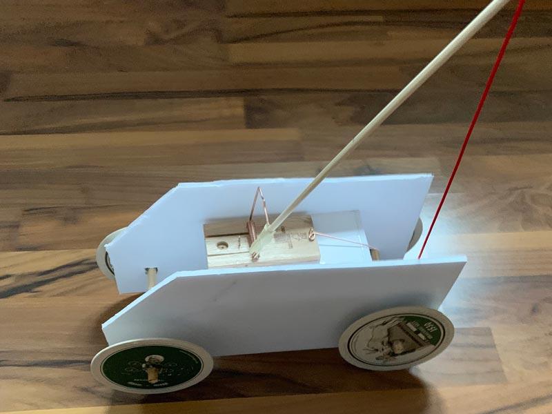 Newton Car