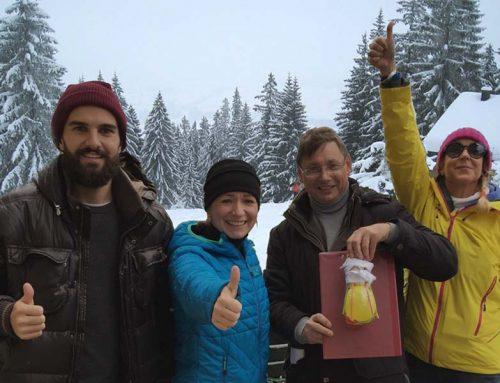 Idee für Teamevent im Winter: GPS Outdoor Rallye (X-Mas Edition)