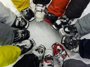 Teambuilding Ski Rallye
