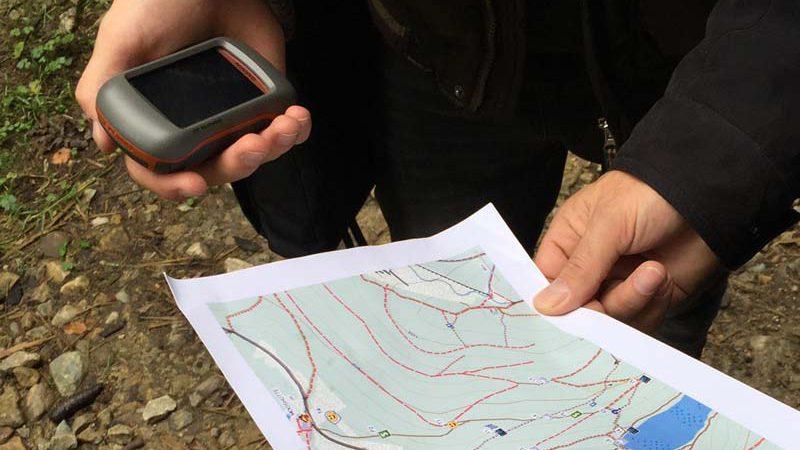 GPS Outdoor Rallye