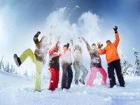 Winter Games Teamolympiade