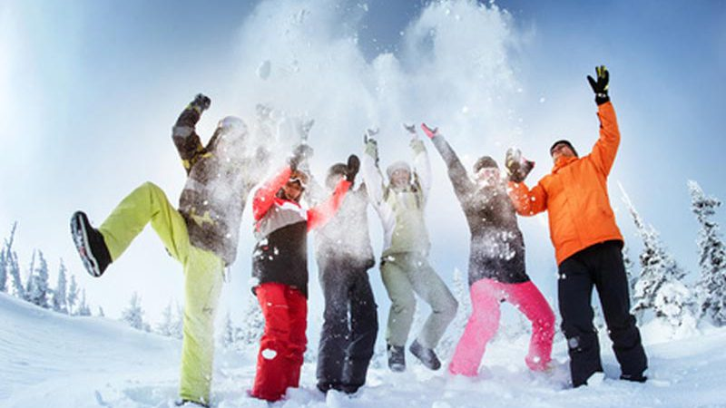 Teamspiele Weihnachtsfeier.Winter Games Teamevent Teambuilding Weihnachtsfeier